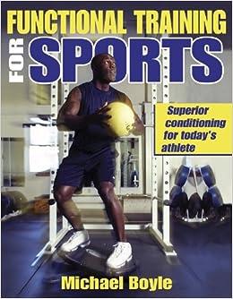 functional training for sports michael boyle pdf