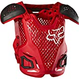 Fox Racing 2020 R3 Roost Deflector (Large/X-Large) (Flame Red)
