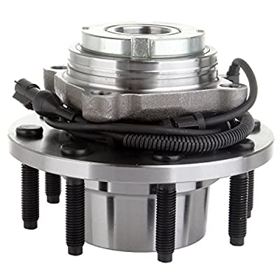 OCPTY Wheel Bearing Hub Assembly Front 515020 W/ABS 8 Lugs for 2000-2002 Ford Excursion1999-2004 Ford F-250 Super Duty, F-350 Super Duty 4WD Wheel Hub: Automotive