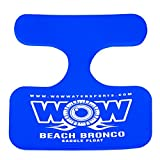Wow World of Watersports Beach Bronco Floating Pool Seat, Saddle Float