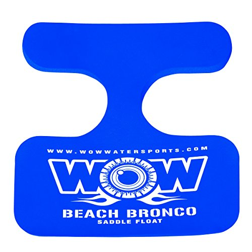 WOW World of Watersports, 14-2130 Beach Bronco Floating Pool Seat, Saddle Float, Blue
