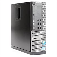 Dell OptiPlex 790 Small Form Desktop PC (Intel Core i3-2120 3.3GHz, 8GB Ram, 240GB Brand New SSD, Win 10 Professional (Certified Refurbished)