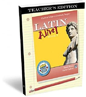 Amazon latin alive book two teachers edition latin edition latin alive book 3 teachers edition latin edition fandeluxe Image collections