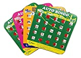 Regal Games Original Travel Bingo 4 Pack - Great for Family Vacations Car Rides and Road Trips ...