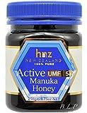 マヌカ ハニー アクティブ 5+ 250g 3個 セット hnz社 ( ハニー ニュージーランド )マヌカ蜂蜜 [並行輸入品]