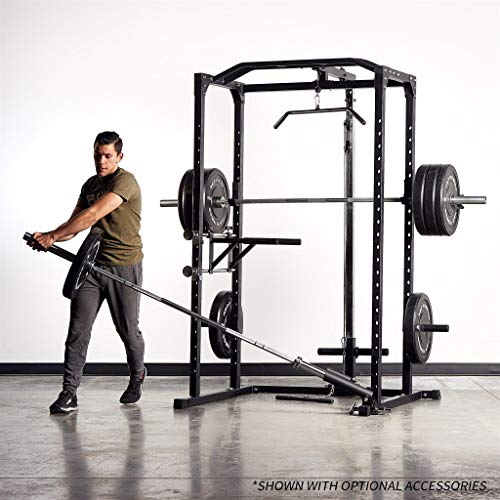 Rep PR-1100 Power Rack - 1,000 lbs Rated Lifting Cage for Weight Training by Rep Fitness (Image #3)