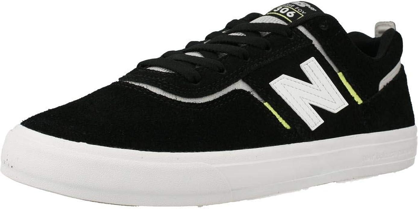 New Balance Numeric 306 Herren Sneakers Skateboardschuhe Schwarz/Weiß/Grün