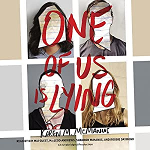 Download audiobook One of Us Is Lying
