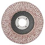 Cgw Abrasives - Flap Discs, Aluminum, Regular Thickness, T27 4 1/2 X 7/8 Alu-60 T27Reg - Aluminum: 421-43084 - 4 1/2 x 7/8 alu-60 t27reg - aluminum [Set of 10]