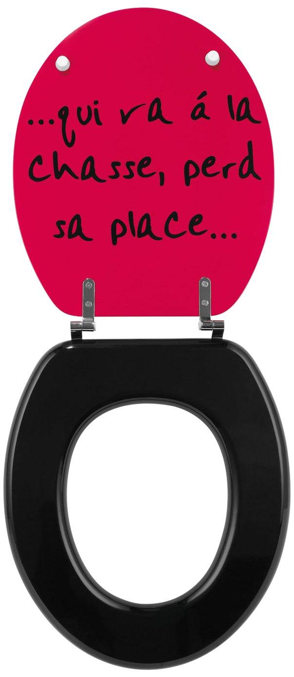 abattant wc rigolo interesting promobo abattant de toilettes wc design humour ca ca chier des. Black Bedroom Furniture Sets. Home Design Ideas