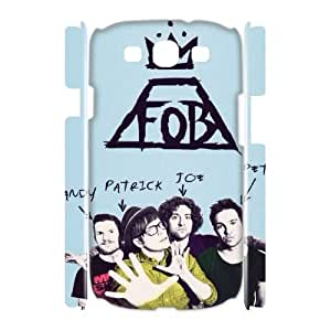 Hjqi - DIY Fall out boy 3D Cell Phone Case, Fall out boy Custom Case for Samsung Galaxy S3 I9300