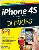 iPhone 4S All-in-One for Dummies®, Joe Hutsko and Barbara Boyd, 1118101197