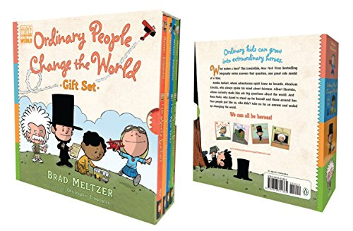 Books : Ordinary People Change the World Gift Set