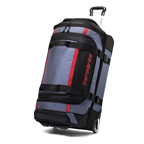Samsonite Luggage Ripstop Wheeled Duffel 30, Blue ()