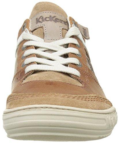 Kickers Jexplore, Men's Low Brown (Camel)