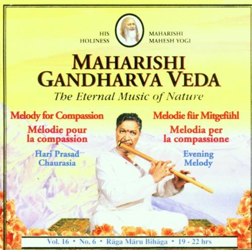 Price comparison product image Chaurasia,  Hari Prasad: Evening Melody Vol.16 / 6 fü