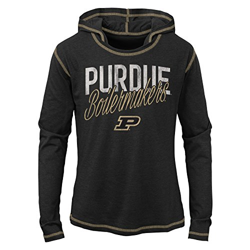 Out Kids Sweatshirt - NCAA by Outerstuff NCAA Purdue Boilermakers Youth Girls