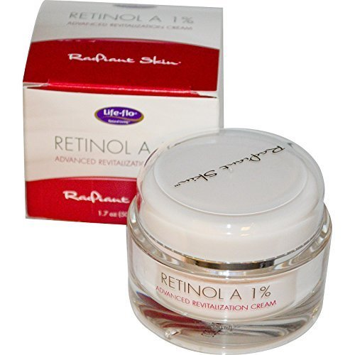 1.7 Ounce Life - Life-flo Retinol A 1 Advanced Revitalization Cream 1 7 oz 50 ml
