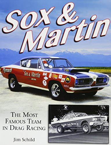 Sox & Martin: The Most Famous Team in Drag - Stock Drag Pro Cars