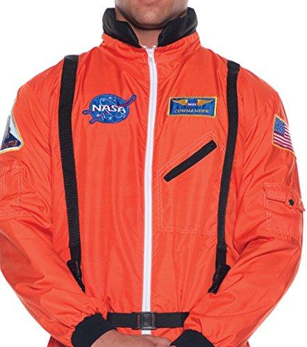 Underwraps Men's Astronaut Costume