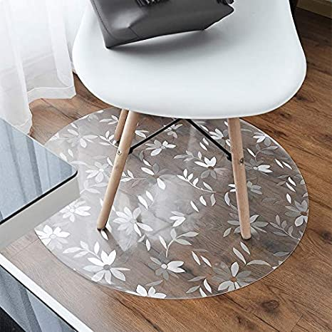 Amazon.com: Chair Mats for Carpeted Floors Transparent Floor ...