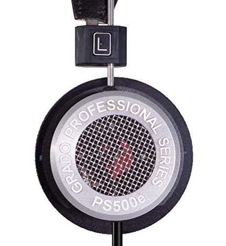 51L3Qk9VhzL - Grado Professional Series PS500e Headphone