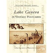 Lake Geneva in Vintage Postcards (Postcard History Series)