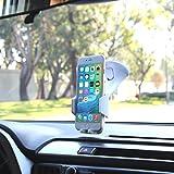 Best CELLET Windshield Phone Mounts - Cellet PH675WT Windshield Car Phone Holder Mount, Universal Review