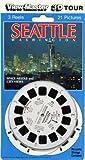 View-Master 3D 3-Reel Card Seattle Washington