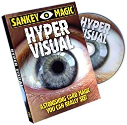 Hypervisual With Cards By Jay Sankey Magic