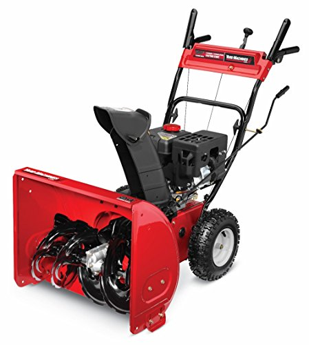 snow blower gas yard machines - 6