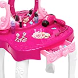 Best Choice Products Kids 14-Piece Vanity Playset