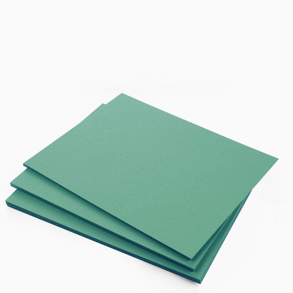 Hue Tropical Blue Cardstock - 12 x 18, 111lb Cover, 250 Pack