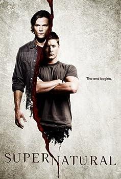 11x17 Poster Print Supernatural The End Begins