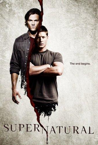 Poster Print Supernatural The End Begins