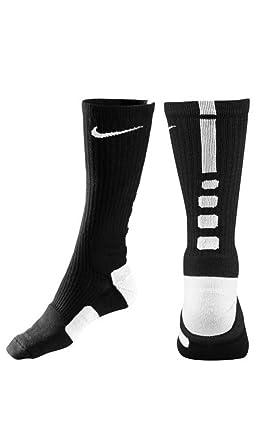 Peu coûteux pas cher Nike Chaussettes Élite En Noir Et Blanc Réduction limite w5UwAqn