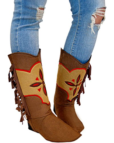 Womens Cowgirl Boot Covers One Size