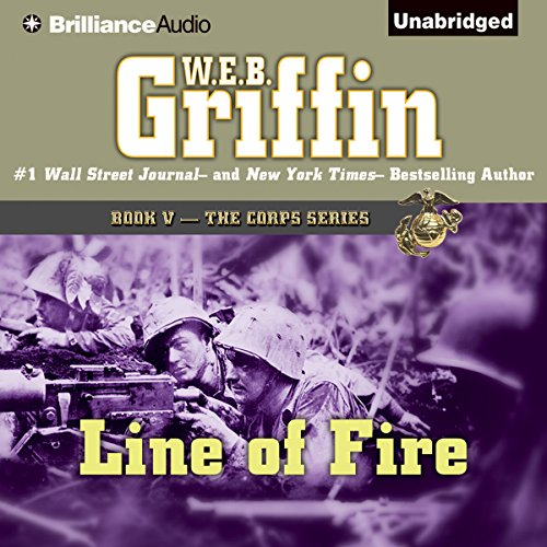 Line of Fire Audiobook [Free Download by Trial] thumbnail