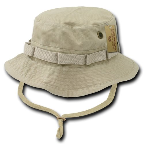 [Rapiddominance Boonies, Khaki, Medium] (Fisherman Costume)