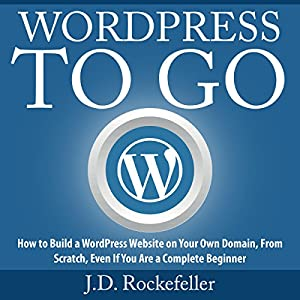 WordPress to Go Audiobook