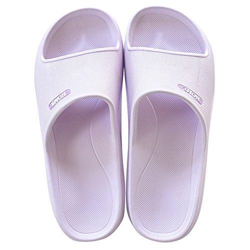 Zzhf Pantofole Bagno Opzionali taglia Interne Casa 6 Colori Opzionale D Antiscivolo Da 5Erqwx8EH