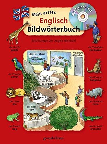 Mein erstes Englisch Bildwörterbuch + CD