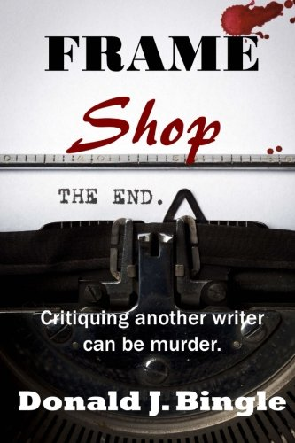 Download Frame Shop: Critiquing Another Writer Can Be Murder pdf