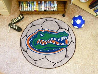 "Fan Mats Florida Gators Soccer Ball Rug, 29"" Dia."
