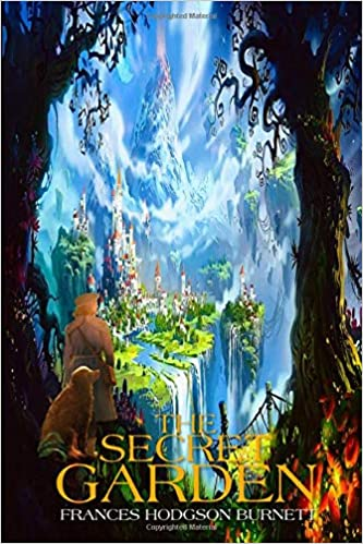 The Secret Garden New Edition 2020 Burnett Frances Hodgson Dean Hanson 9798619166859 Amazon Com Books