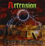 Phoenix Rising by Artension