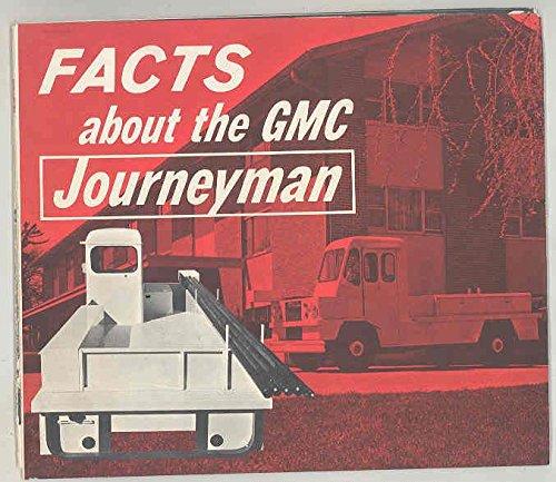 1962 GMC P1502 Journeyman HalfCab Lumber Pipe Truck Truck Brochure Poster