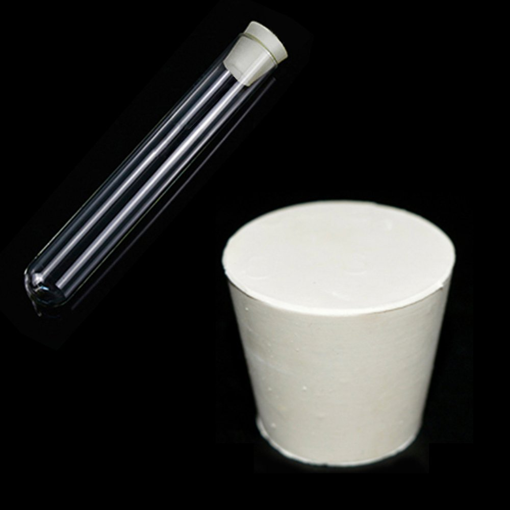 en caoutchouc Stopper-bungs laboratoire solide trou Stop Push-in Bouchon d/étanch/éit/é 1/PC 33/mm X 25/mm x 28/mm Merssavo NEUF N /° 6/