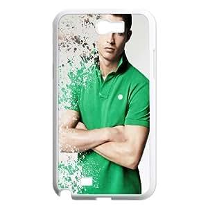 Samsung Galaxy N2 7100 Cell Phone Case White Cristiano Ronaldo Digital Art VIU098019