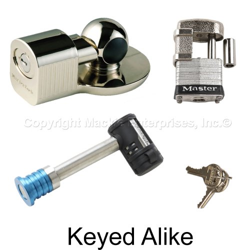 Master Lock Trailer Locks 3KA 377 37